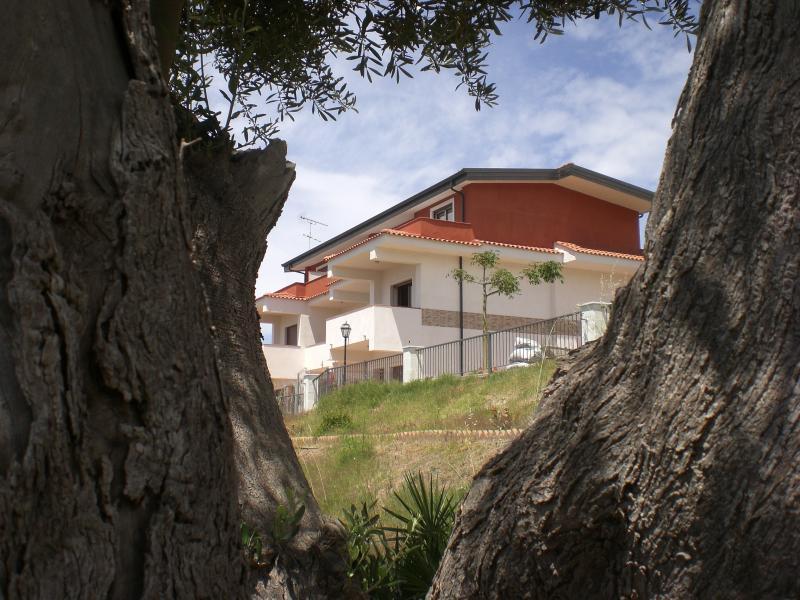 Vista esterna della casa vacanze Affitto Monolocale 36536 Tropea
