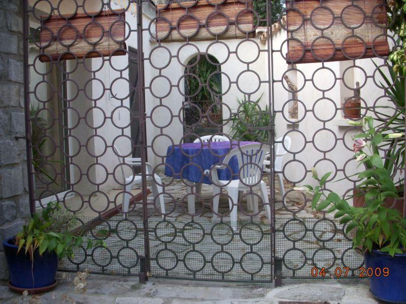 Vista dal terrazzo Affitto Monolocale 37722 Cassis