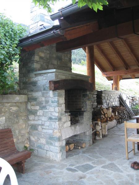 Barbecue Affitto Monolocale 37723 Sarre
