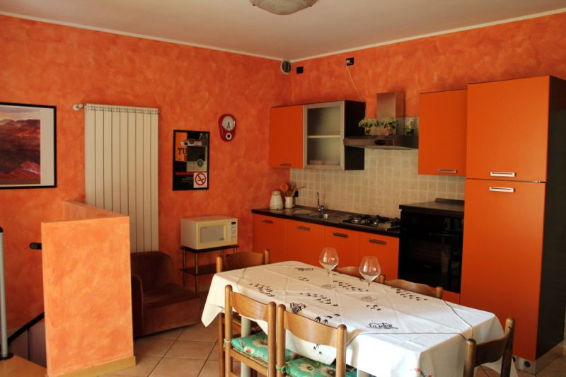 Cucina all'americana Affitto Appartamento 37777 Sarnico