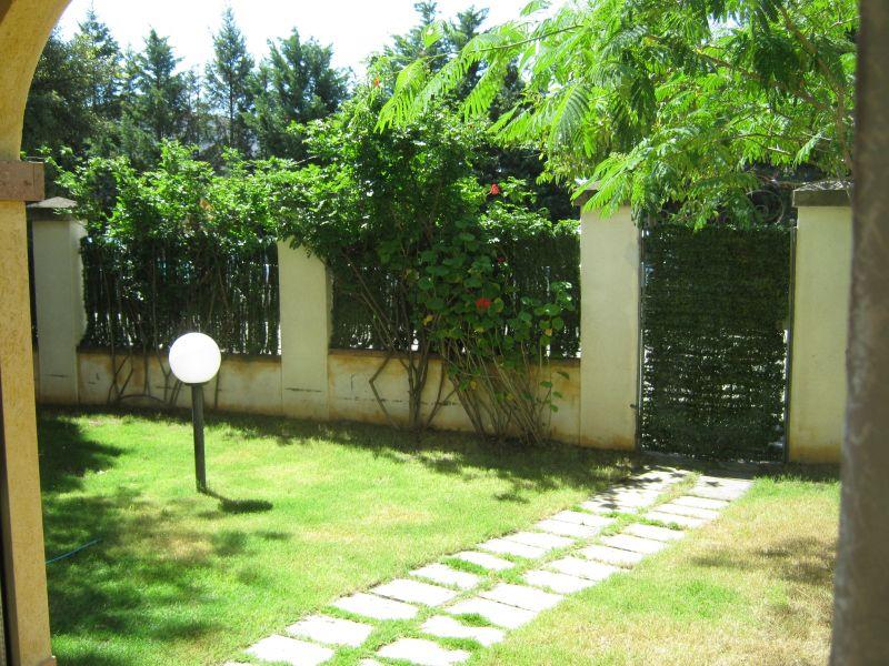 Vista esterna della casa vacanze Affitto Monolocale 37818 Pula