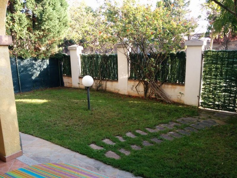 Giardino Affitto Monolocale 37818 Pula