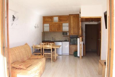Sala da pranzo Affitto Appartamento 379 Auron - Saint Etienne de Tin�e