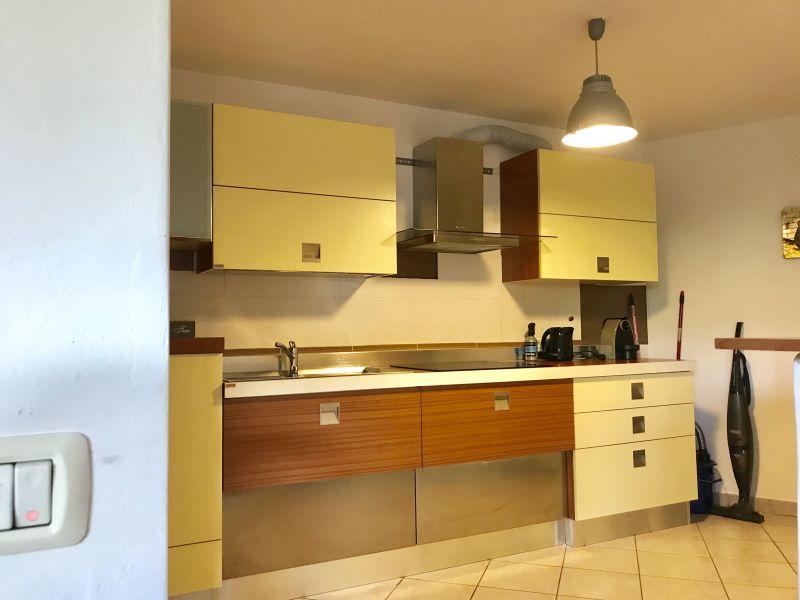 Cucina separata Affitto Appartamento 38385 Carezza