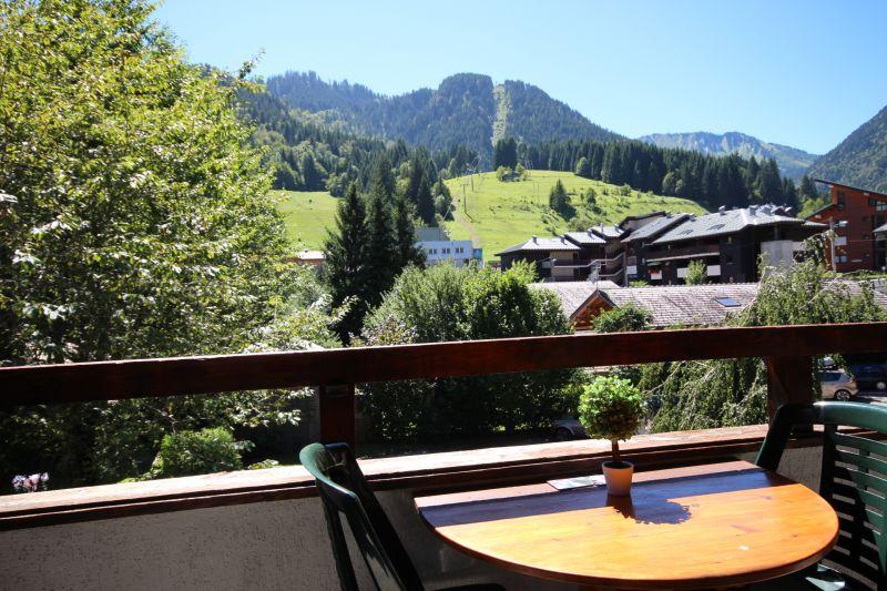 Balcone Affitto Appartamento 38397 Saint Jean d'Aulps- La Grande Terche