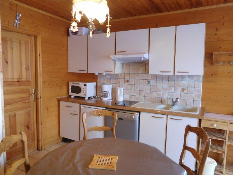 Angolo cottura 3 Affitto Chalet 38653 Les Orres
