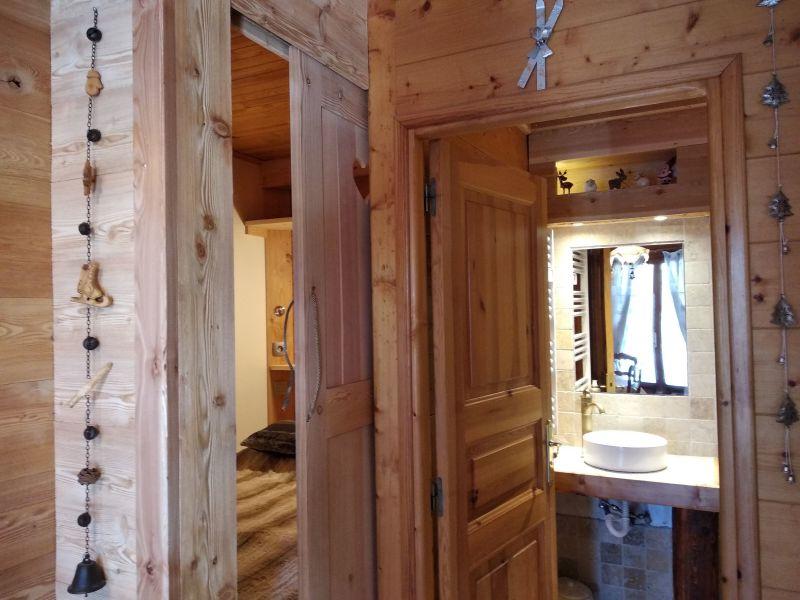 Doccia Affitto Chalet 38653 Les Orres