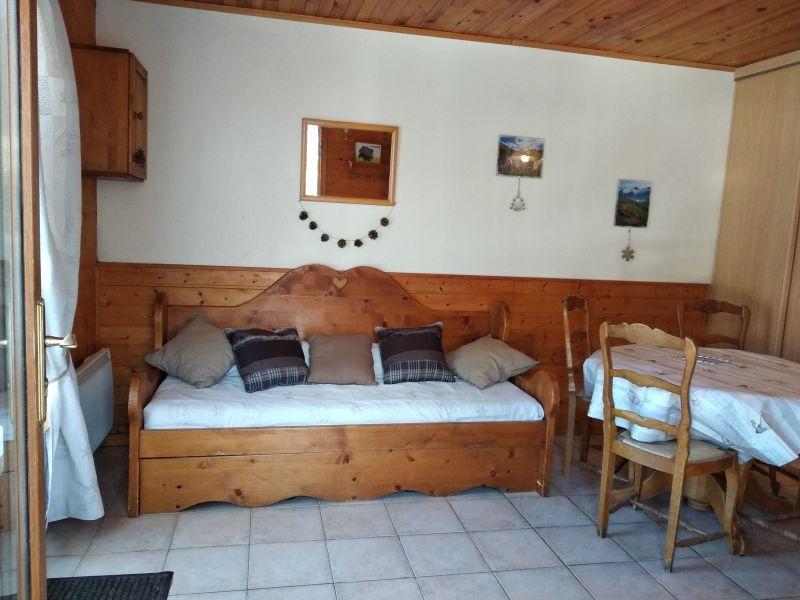Soggiorno 3 Affitto Chalet 38653 Les Orres