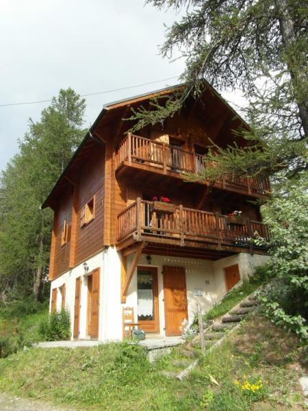 Vista esterna della casa vacanze Affitto Chalet 38653 Les Orres