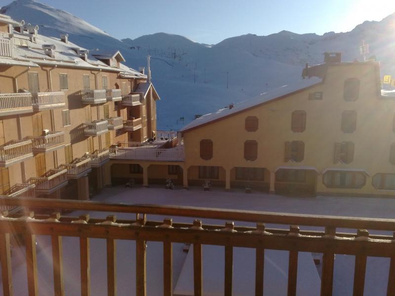 Vista dal balcone Affitto Appartamento 39181 Prato Nevoso
