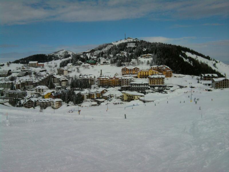 Vista nelle vicinanze Affitto Appartamento 39181 Prato Nevoso