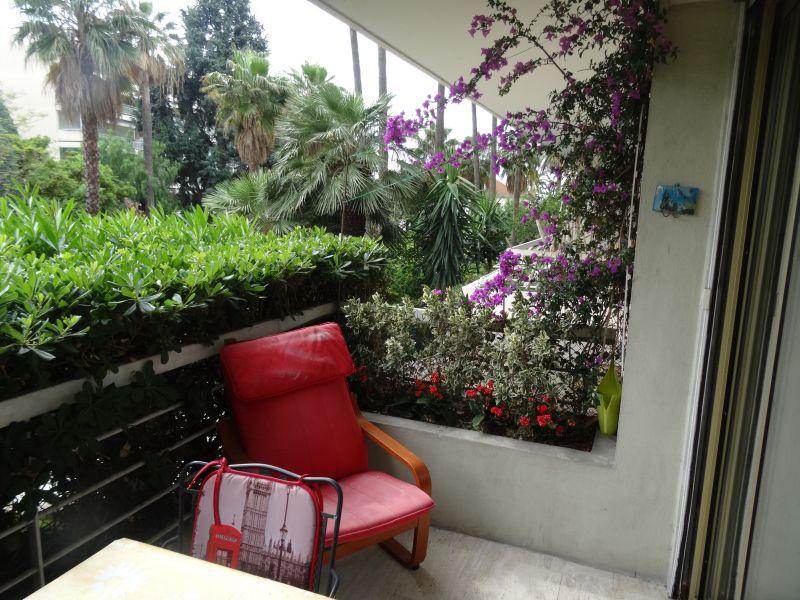 Vista dal balcone Affitto Appartamento 39310 Cannes