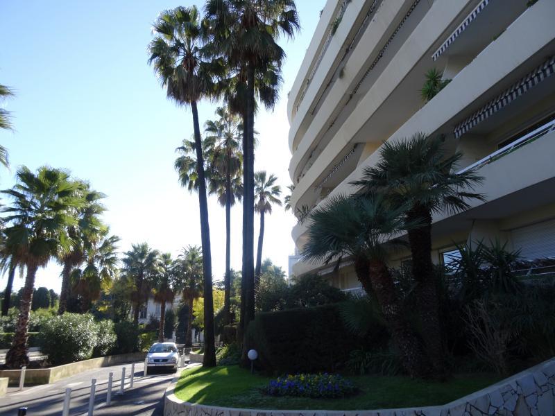 Vista esterna della casa vacanze Affitto Appartamento 39310 Cannes
