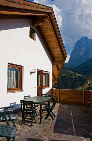 Terrazzo Affitto Appartamento 39626 Selva di Val Gardena