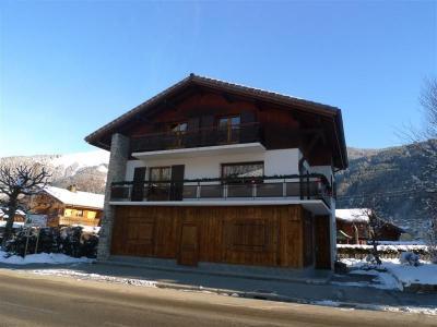 Vista esterna della casa vacanze Affitto Appartamento 39906 Morzine