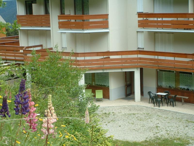 Giardino Affitto Appartamento 40301 Les Sept Laux