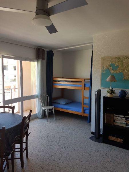 Zona notte cabina Affitto Monolocale 40335 Bandol