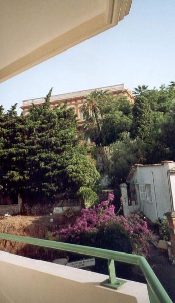 Vista dal terrazzo Affitto Appartamento 40390 Nizza