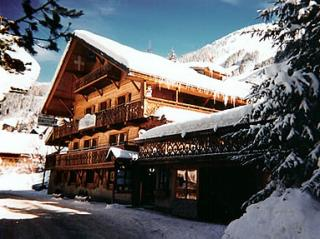Vista esterna della casa vacanze Affitto Chalet 40517 Ch�tel