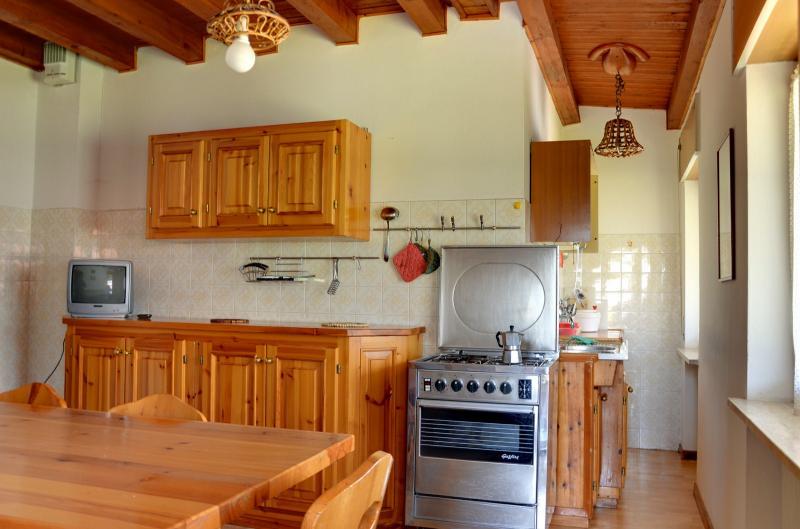Cucina separata Affitto Appartamento 40563 Cortina d'Ampezzo