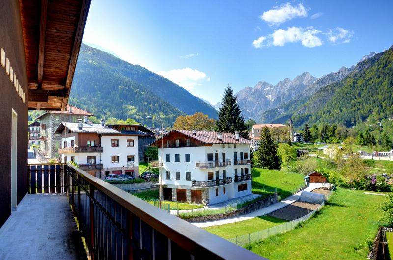 Vista dal terrazzo Affitto Appartamento 40563 Cortina d'Ampezzo