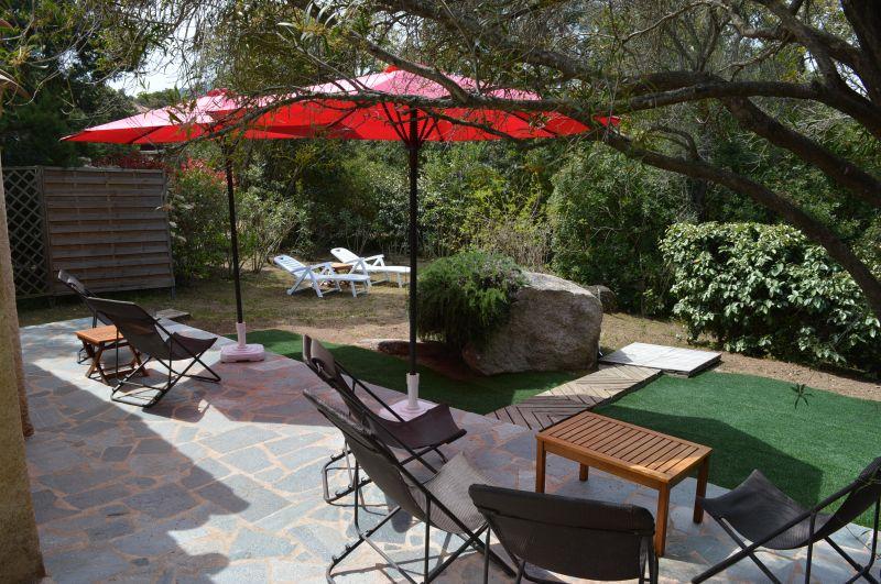 Giardino Affitto Villa  40852 Porto Vecchio