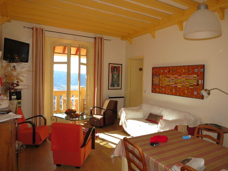 Soggiorno Affitto Appartamento 4136 Font Romeu