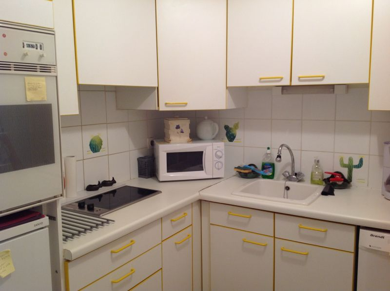 Cucina separata Affitto Appartamento 4136 Font Romeu
