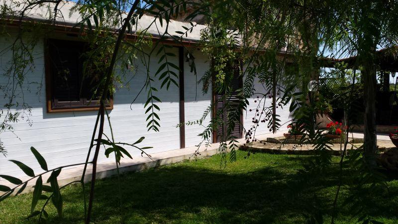 Vista esterna della casa vacanze Affitto Appartamento 41447 Avola