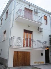 Vista esterna della casa vacanze Affitto Appartamento 41459 Pineto