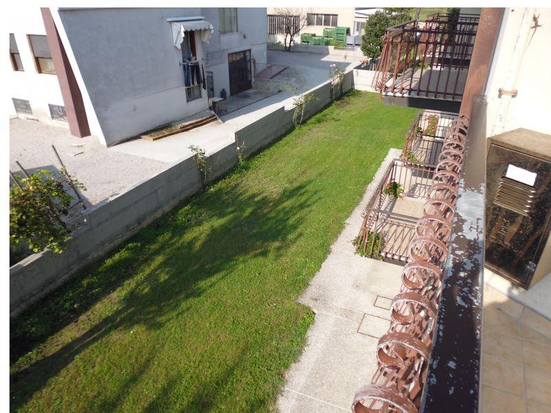 Vista dal terrazzo Affitto Appartamento 41513 Eraclea Mare