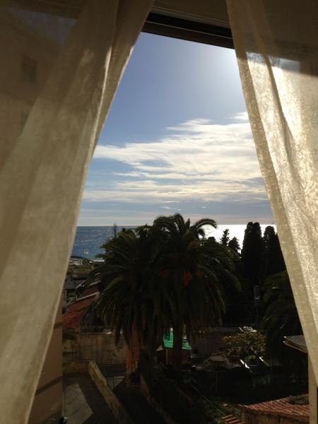 Vista dalla casa vacanze Affitto Appartamento 41613 Sanremo