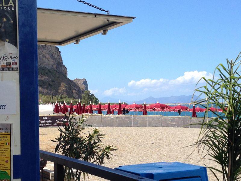 Spiaggia Affitto Appartamento 41625 Oliveri