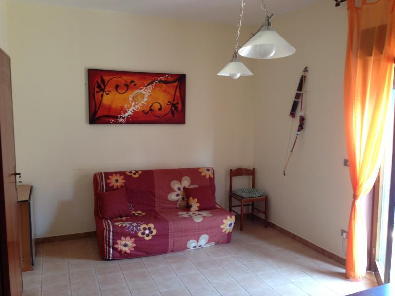 Soggiorno Affitto Appartamento 41625 Oliveri