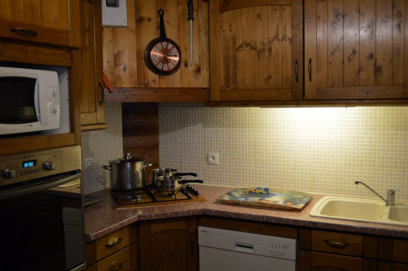 Cucina all'americana Affitto Chalet 41939 Les Menuires