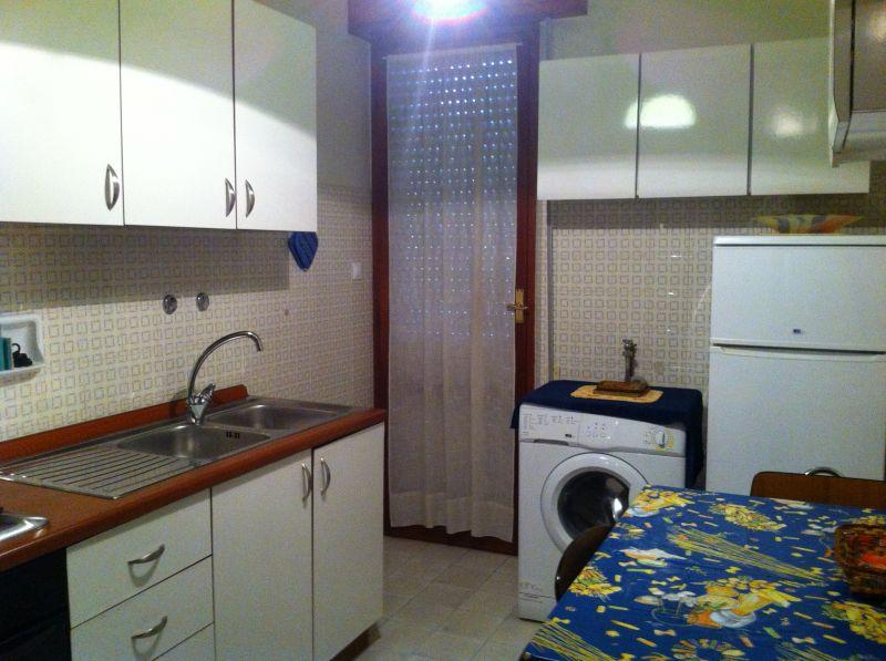 Cucina separata Affitto Appartamento 41943 Riccione