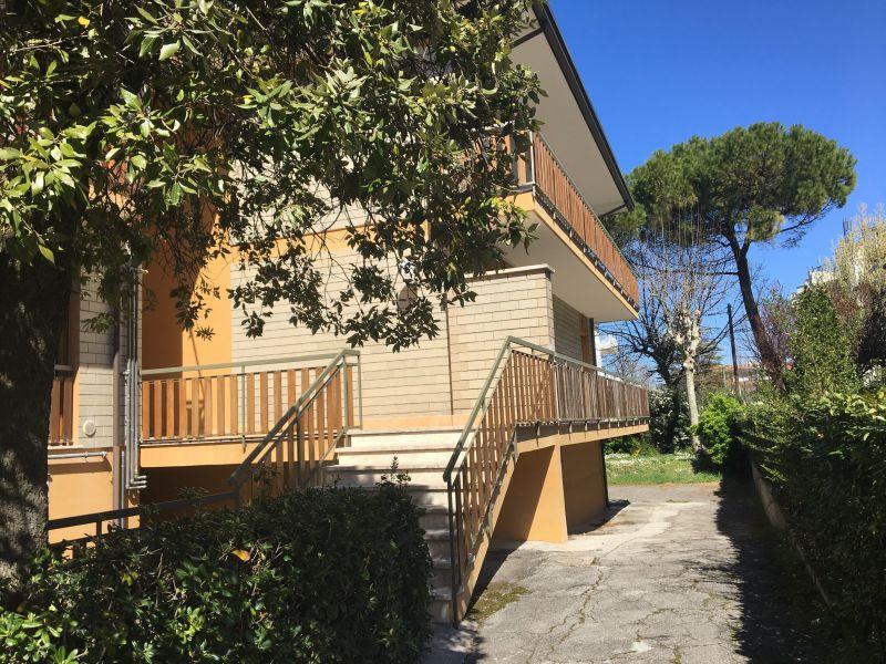 Vista esterna della casa vacanze Affitto Appartamento 41943 Riccione