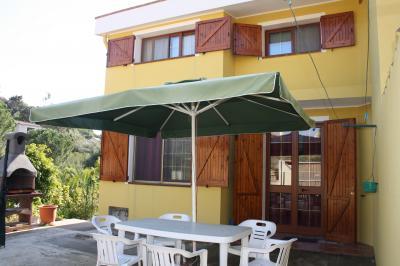 Vista esterna della casa vacanze Affitto Villa  42212 Torre delle Stelle