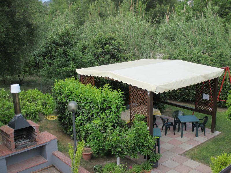 Giardino Affitto Appartamento 42608 Palinuro