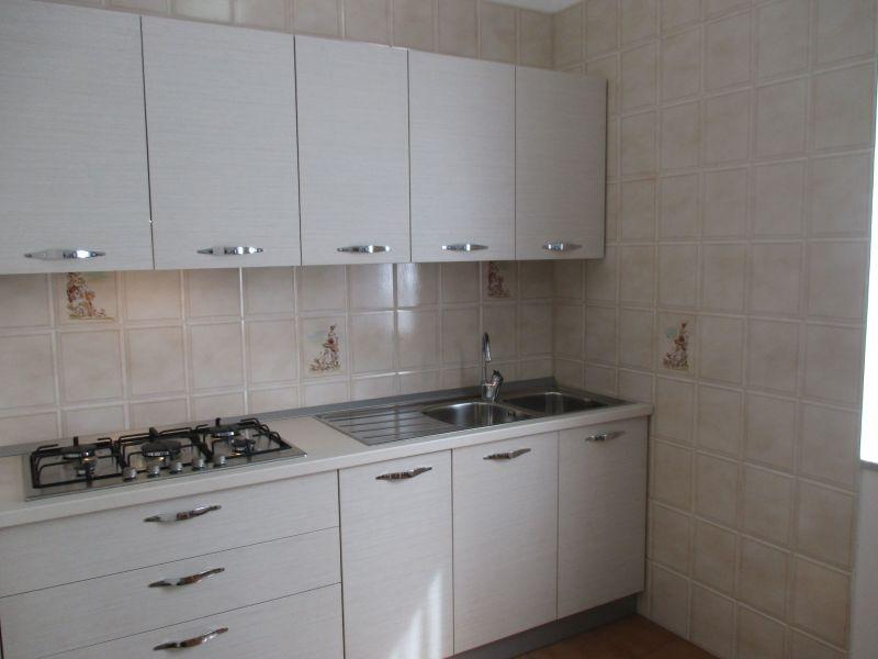 Cucina separata Affitto Appartamento 42608 Palinuro
