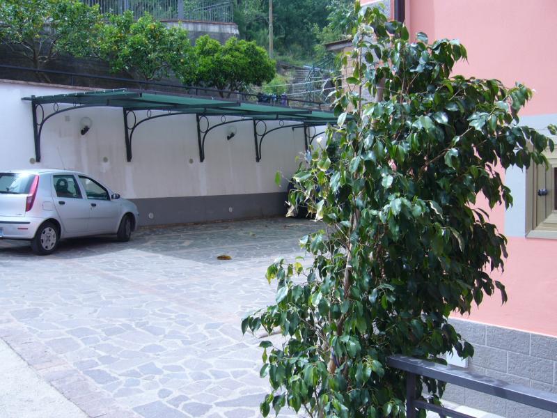 Parcheggio Affitto Appartamento 42608 Palinuro