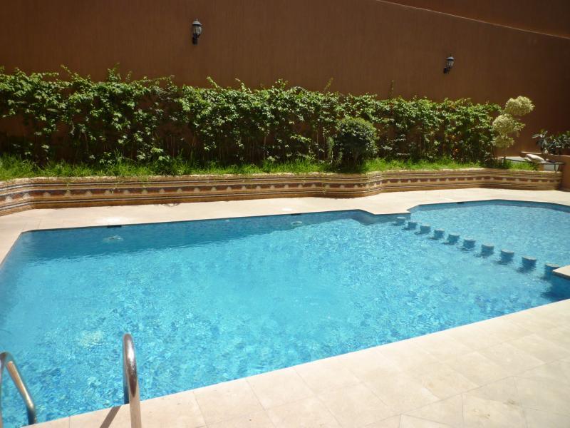 Piscina Affitto Appartamento 42652 Marrakech