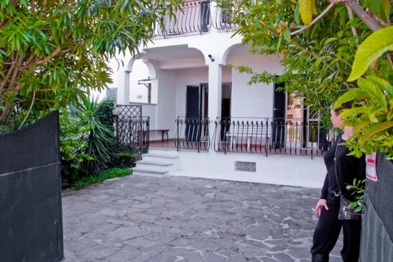 Giardino Affitto Villa  42663 Alba Adriatica