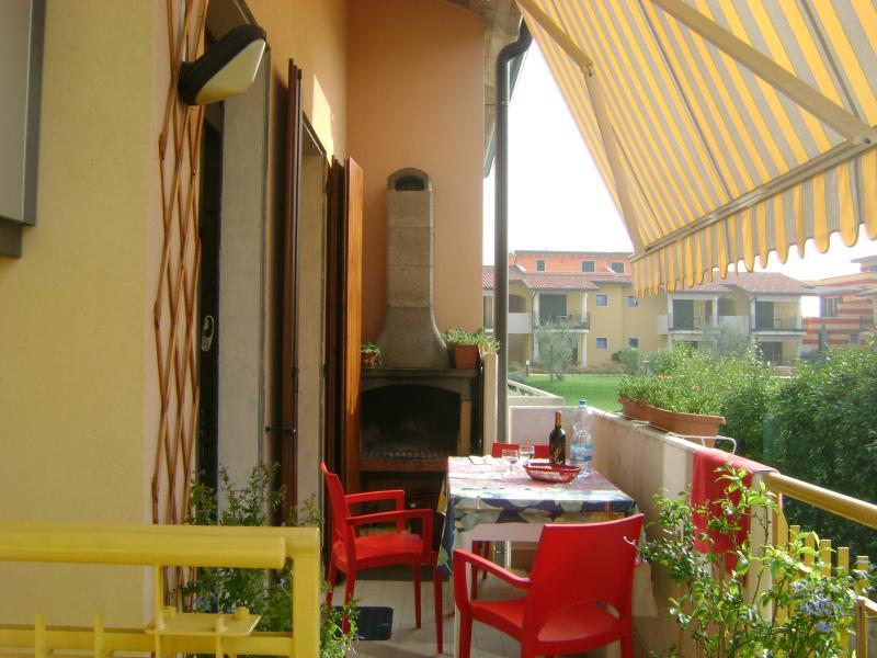 Barbecue Affitto Appartamento 42959 Lazise