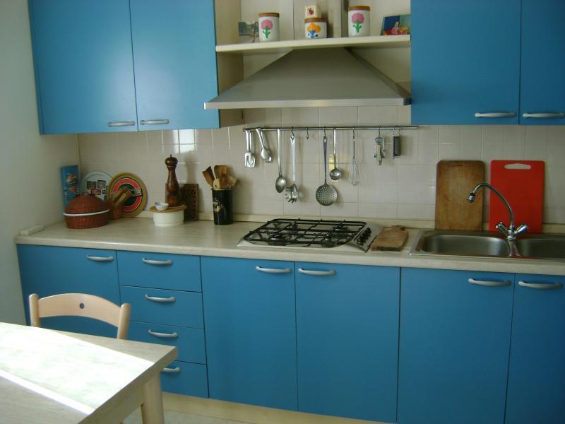 Cucina all'americana Affitto Appartamento 42959 Lazise