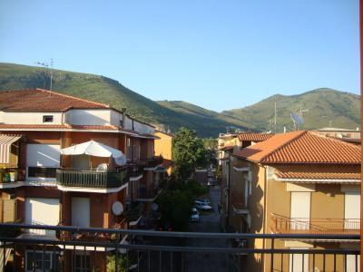 Vista dal balcone Affitto Appartamento 43184 Sperlonga