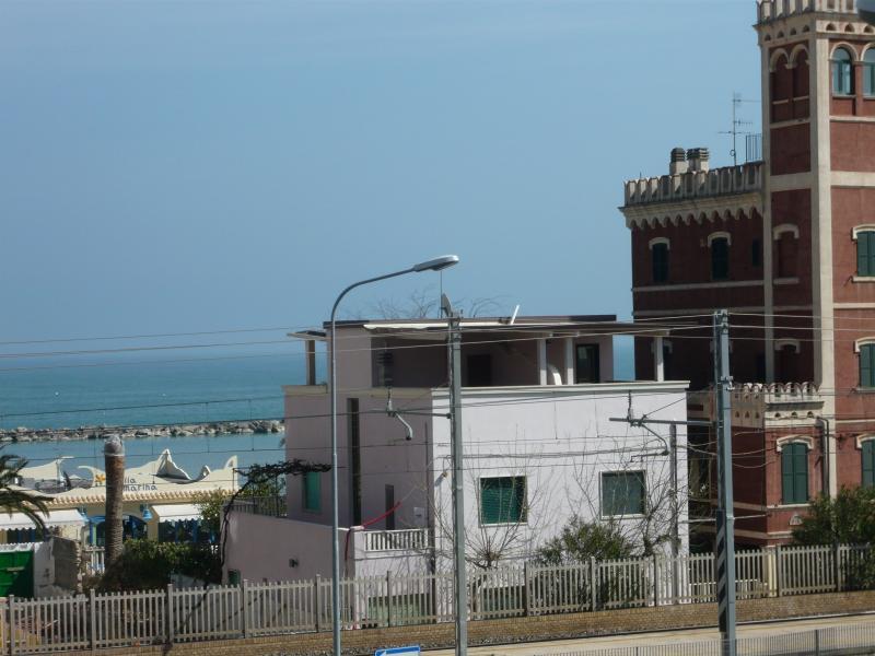 Vista dalla casa vacanze Affitto Appartamento 43219 Grottammare