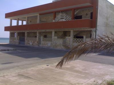 Vista esterna della casa vacanze Affitto Appartamento 43561 Porto Cesareo