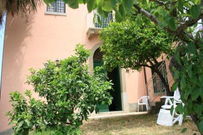 Vista esterna della casa vacanze Affitto Appartamento 43573 Patti