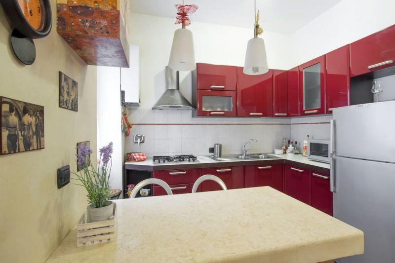 Cucina all'americana Affitto Appartamento 43575 Roma